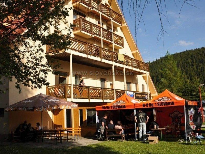 Ski-apartmány Spiežovec