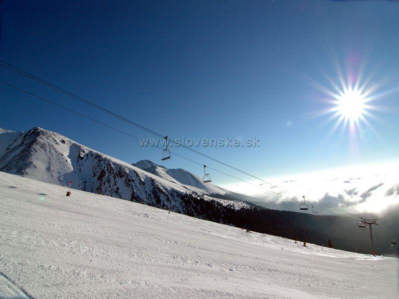Skiareál Starý Smokovec