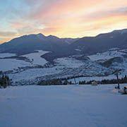 Skiareál Zuberec - Janovky
