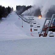 Skiareál Jasenská dolina