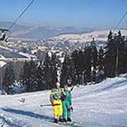 Ski centrum Kuzmínovo