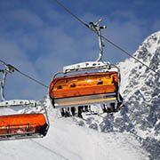 Skiareál Tatranská Lomnica