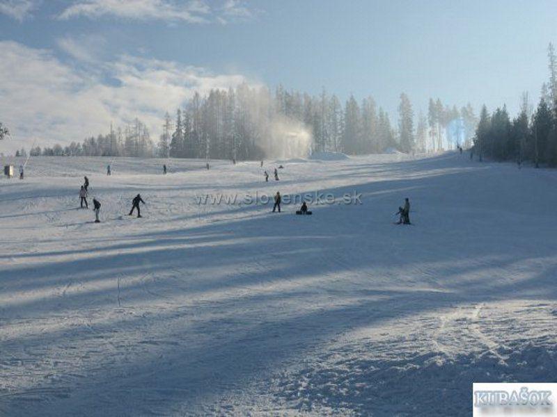 Ski centrum Kubašok