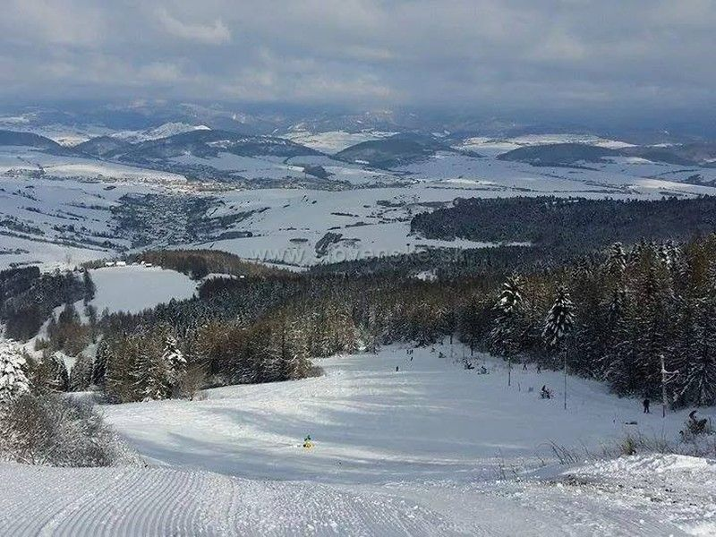 Ski Dubovica Žliabky