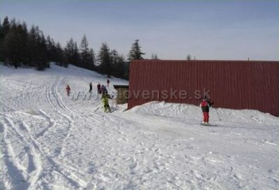 Ski Renčišov - Búče