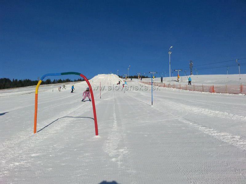 Skicentrum Strednica - Ždiar