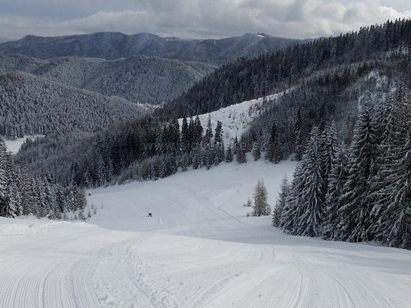 Skiareál Vernár-Studničky