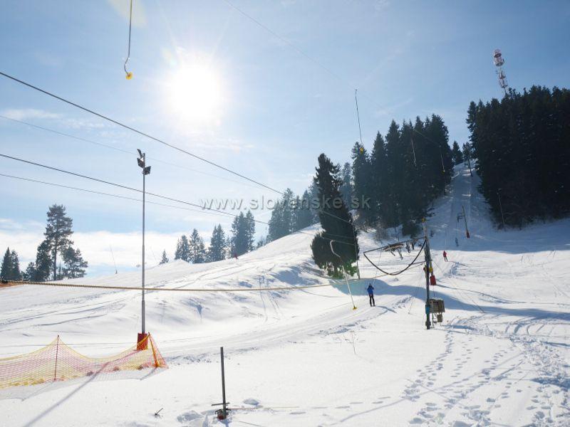 Skipark Vyšné Ružbachy