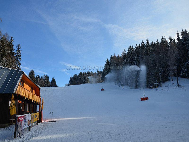 Skiareál Žiar - Dolinky