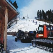 Skiareál Podbreziny