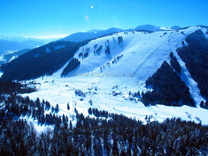Skiareál Ružomberok – Malinô Brdo