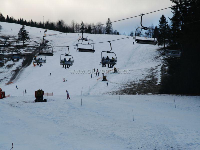 Skiareál Vrátna dolina
