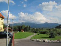 Západní Tatry z Habovky