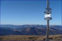 Veľká Chochuľa 1753 m.n.m - vrchol