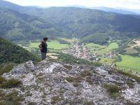 Folkmárska skala - dole Kojšov
