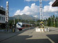 Vysoké Tatry - Štrbské Pleso