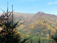 Majerova skala od Starých Hôr