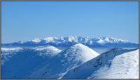 Západní Tatry za Hromovým