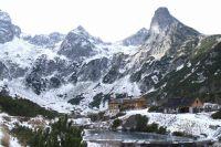 Z říjnového výletu do hor