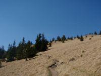 Vrch Tlstá - Gaderská dolina