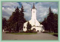 Martin - kostel