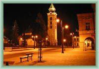 Náměstí v Liptovském Mikuláši