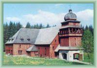 Svätý Kríž - kostel