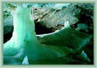 Dobšinská ĺadová jaskyňa