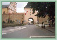 Levoča - Prešovská brána
