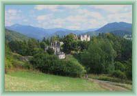 Zřícenina hradu Sklabiňa