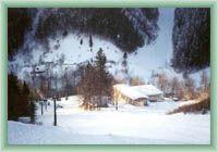 Skiareál Turecká