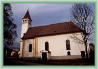 Batizovce - kostel