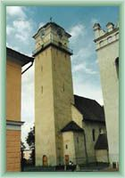 Poprad - Kostel
