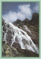 Velický vodopád